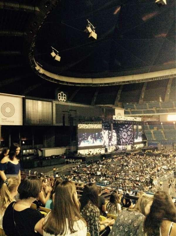 Olympic Stadium, Montreal, secção: 134, fila: P, lugar: 14