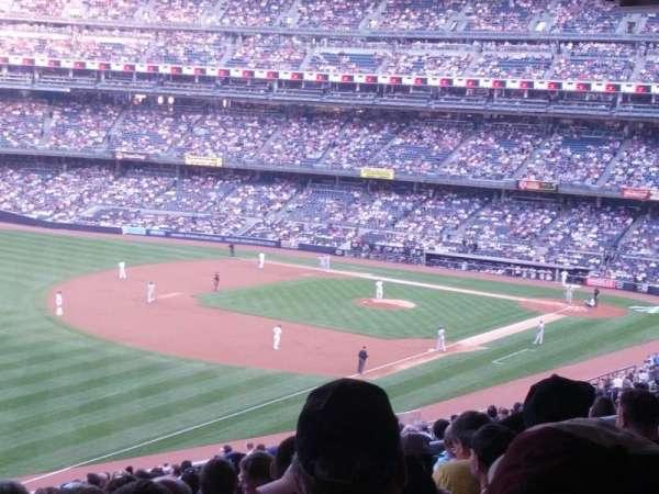 Yankee Stadium, secção: 228, fila: 20, lugar: 2