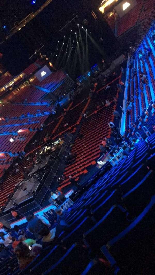 Little Caesars Arena, secção: 114, fila: 23, lugar: 12