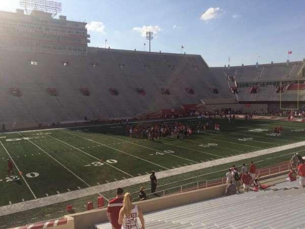 Memorial Stadium (Indiana), secção: 29, fila: 24, lugar: 103