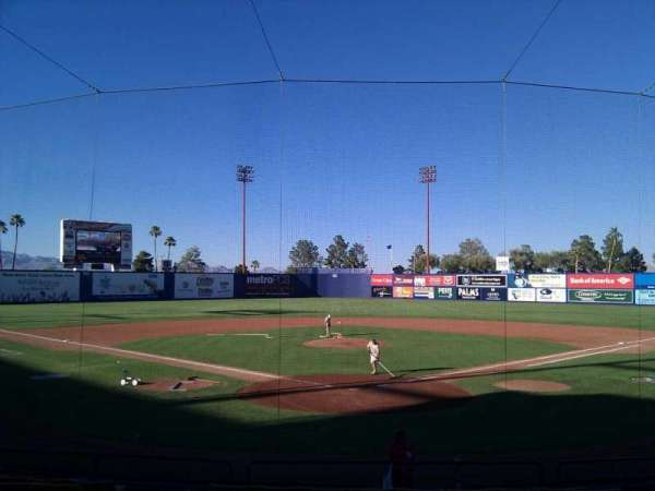 Cashman Field, secção: 12, fila: k, lugar: 5