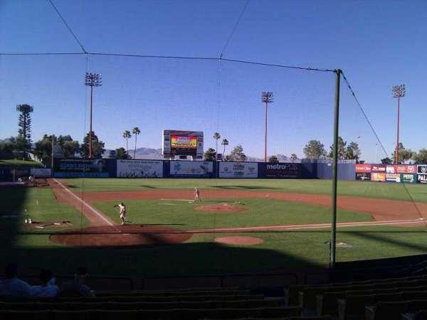 Cashman Field, secção: 14, fila: m, lugar: 8