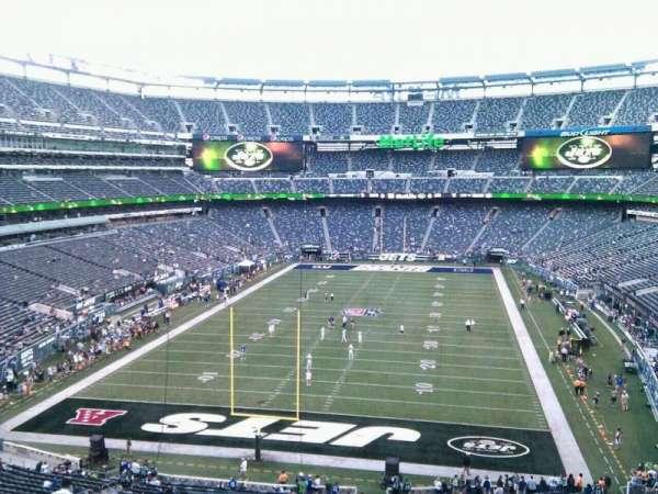 MetLife Stadium, secção: 224a, fila: 13, lugar: 16