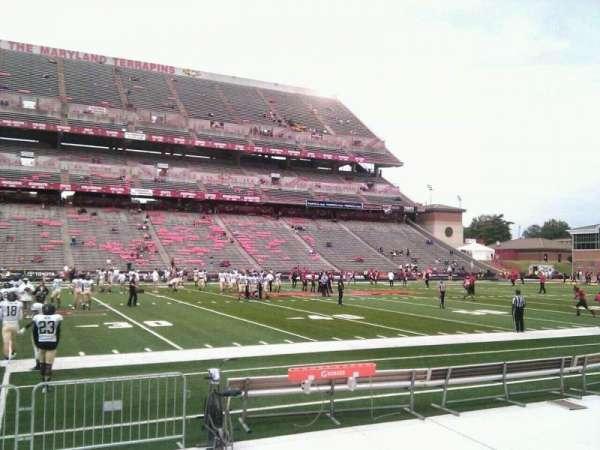 Maryland Stadium, secção: 23, fila: e, lugar: 18