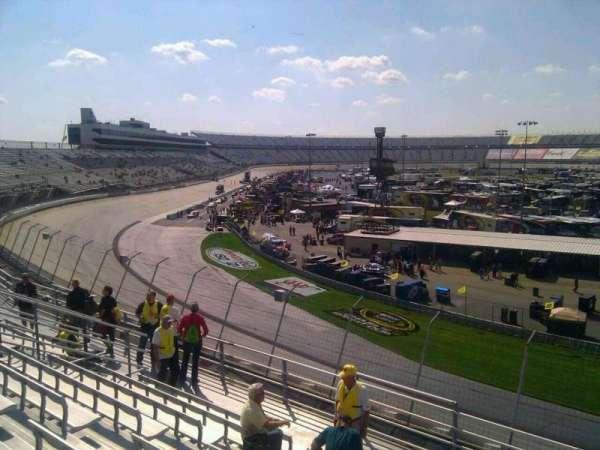 Dover International Speedway, secção: 223, fila: 9, lugar: 9