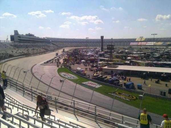 Dover International Speedway, secção: 224, fila: 9, lugar: 9