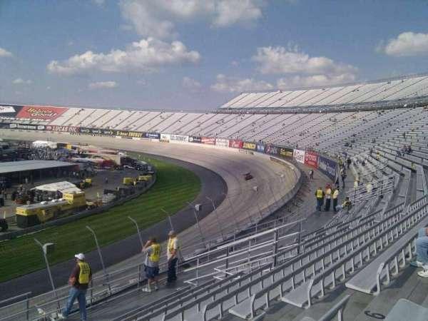 Dover International Speedway, secção: 227, fila: 9, lugar: 9