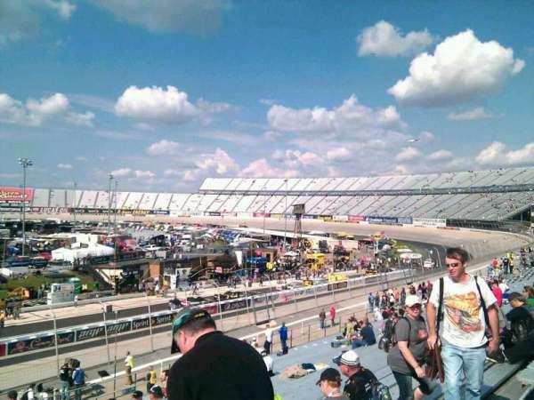 Dover International Speedway, secção: 248, fila: 30, lugar: 9