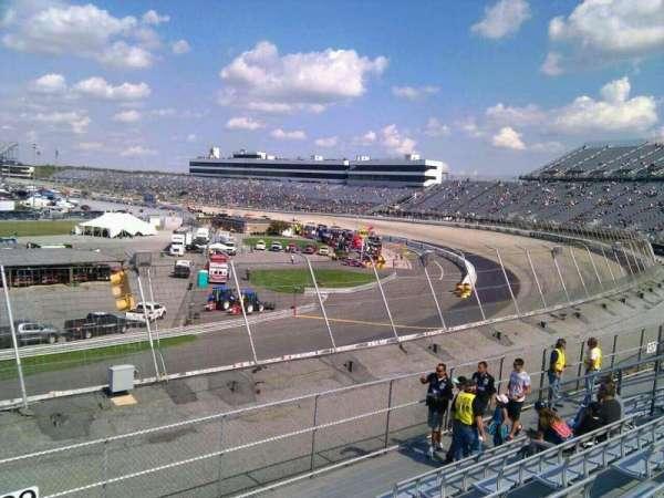 Dover International Speedway, secção: 139, fila: 14, lugar: 9