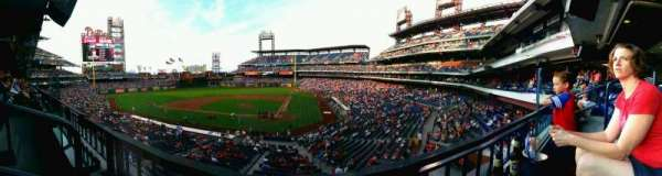 Citizens Bank Park, secção: suite 28, fila: 1
