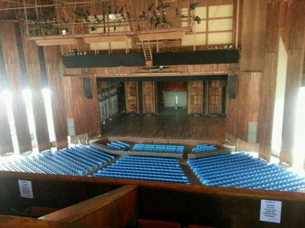 The Mann, secção: Balcony Box 26, lugar: 4