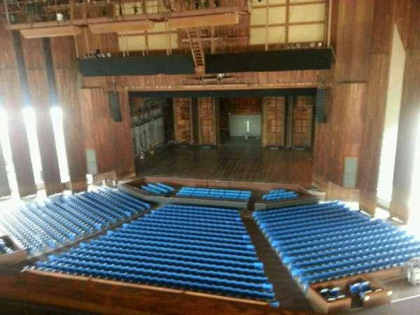 The Mann, secção: Balcony Box 25, lugar: 7