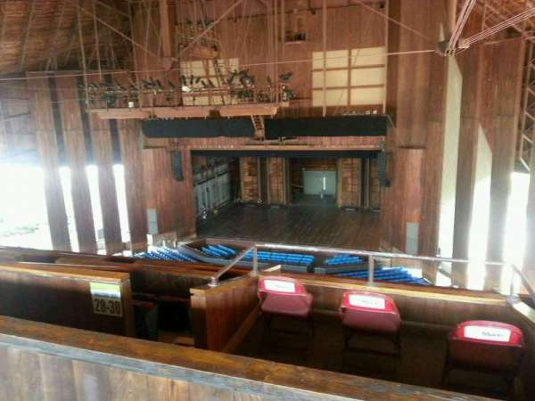 The Mann, secção: Balcony 300, fila: BBB, lugar: 309