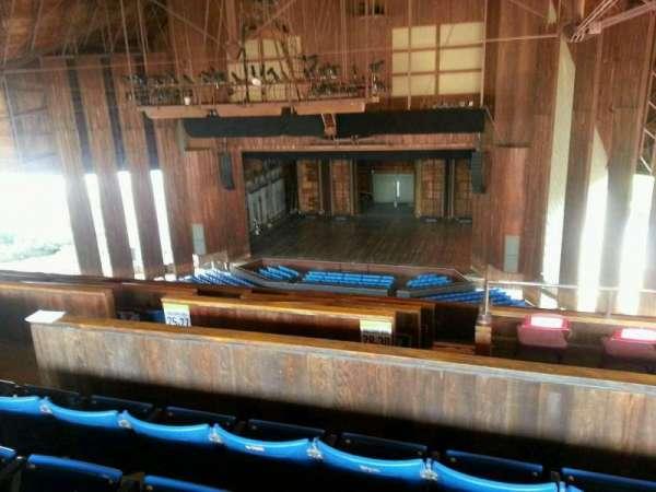 The Mann, secção: Balcony 300, fila: DDD, lugar: 306