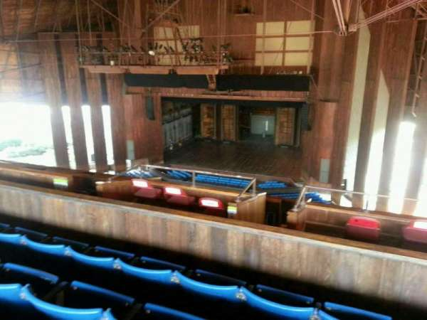 The Mann, secção: Balcony 300, fila: DDD, lugar: 314