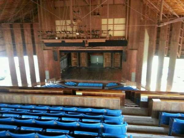 The Mann, secção: Balcony 200, fila: GGG, lugar: 228