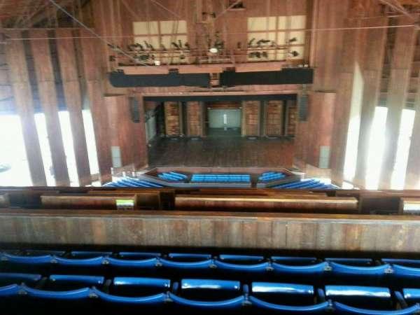 The Mann, secção: Balcony 200, fila: EEE, lugar: 219