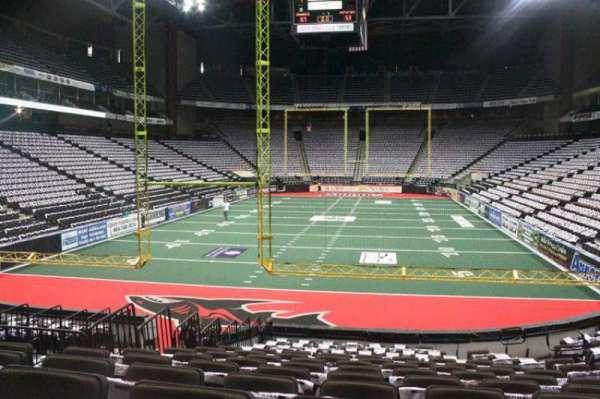 VyStar Veterans Memorial Arena, secção: 119, fila: N, lugar: 12