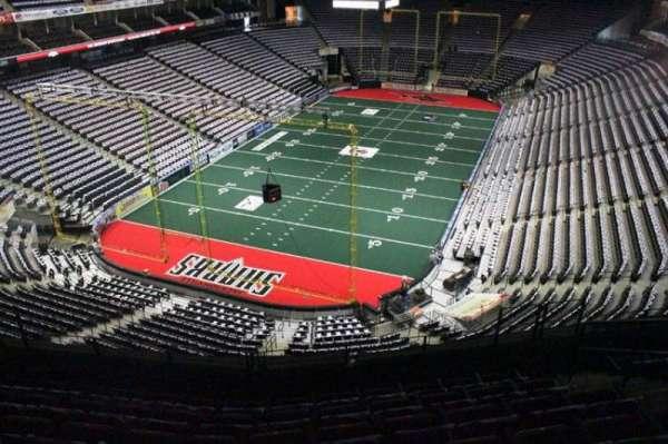 VyStar Veterans Memorial Arena, secção: 310, fila: F, lugar: 7