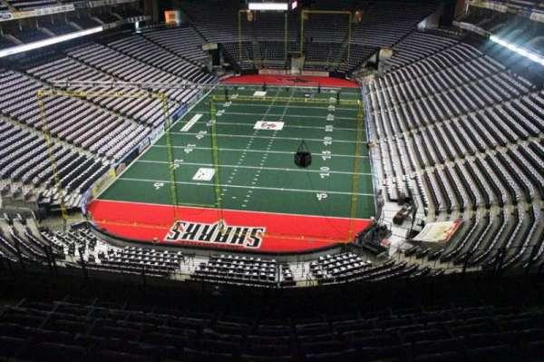 VyStar Veterans Memorial Arena, secção: 311, fila: F, lugar: 6