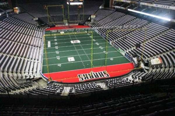 VyStar Veterans Memorial Arena, secção: 313, fila: F, lugar: 7