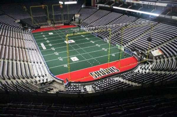 VyStar Veterans Memorial Arena, secção: 314, fila: F, lugar: 6