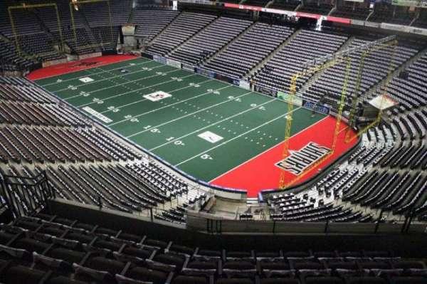 VyStar Veterans Memorial Arena, secção: 317, fila: F, lugar: 7