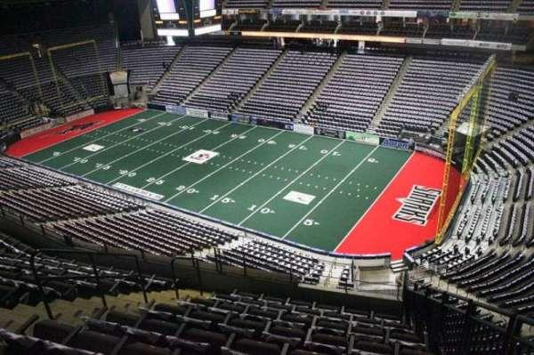 VyStar Veterans Memorial Arena, secção: 317, fila: G, lugar: 2