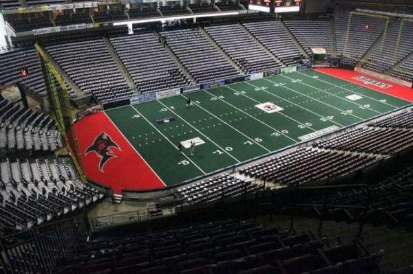 VyStar Veterans Memorial Arena, secção: 324, fila: G, lugar: 6