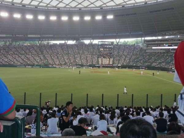 Seibu Prince Dome, secção: Home Supporters