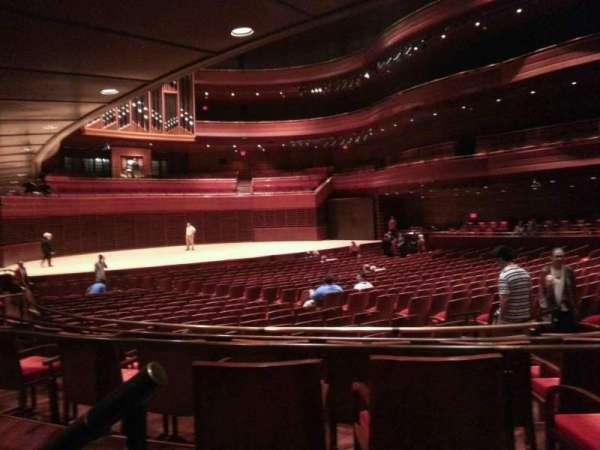 Verizon Hall at the Kimmel Center, secção: Orchestra Box 17, lugar: 4