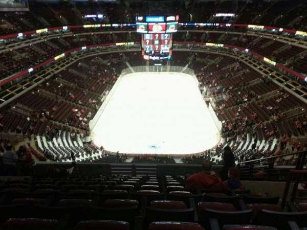 United Center, secção: 309, fila: 12, lugar: 6