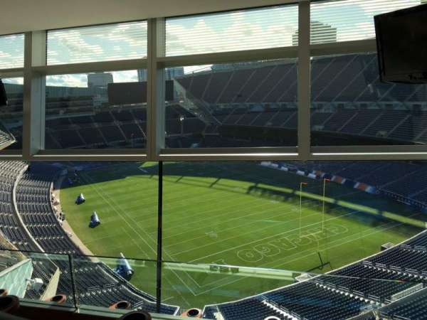 Soldier Field, secção: Suite B1