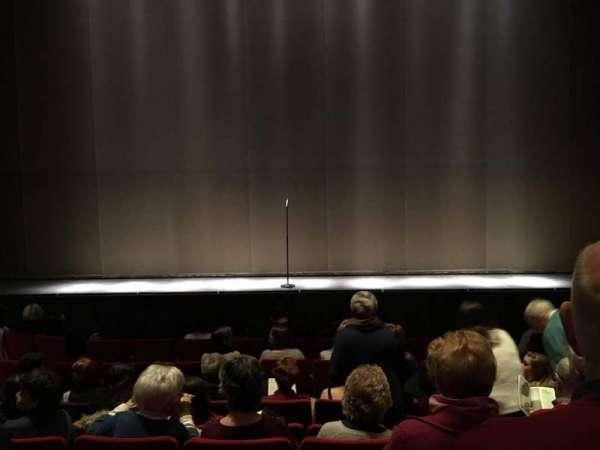 Abbey Theatre, secção: Auditorium, fila: H, lugar: 21