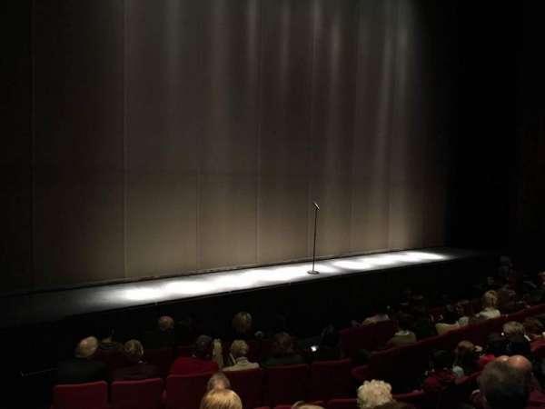 Abbey Theatre, secção: Auditorium, fila: H, lugar: 10