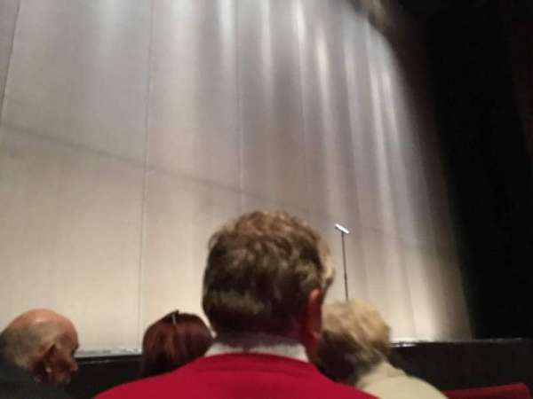 Abbey Theatre, secção: Auditorium, fila: C, lugar: 11