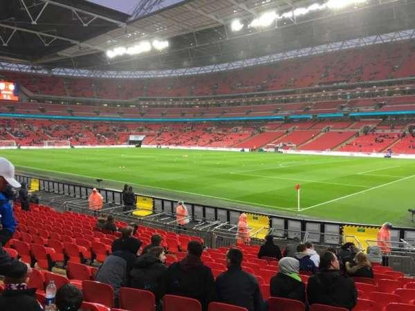 Wembley Stadium, secção: 118, fila: 16, lugar: 175