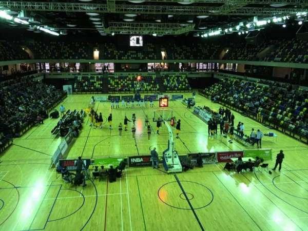 Copper Box Arena, secção: 208, fila: 13, lugar: 64