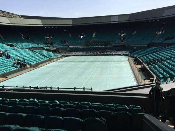 Wimbledon, Centre Court, secção: 309, fila: H