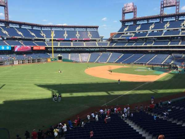 Citizens Bank Park, secção: Suite 2, fila: 2, lugar: 7