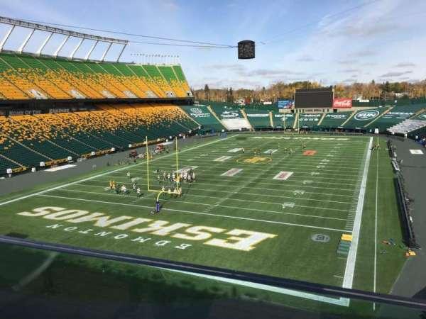 Commonwealth Stadium (Edmonton), secção: Endzone Table 1