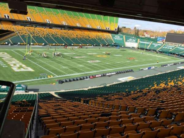 Commonwealth Stadium (Edmonton), secção: Z, fila: 45, lugar: 34