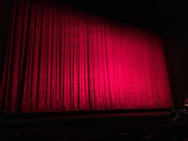 Walnut Street Theatre, secção: Orch L, fila: G, lugar: 203