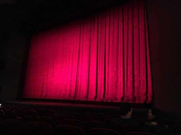 Walnut Street Theatre, secção: Orch R, fila: H, lugar: 307
