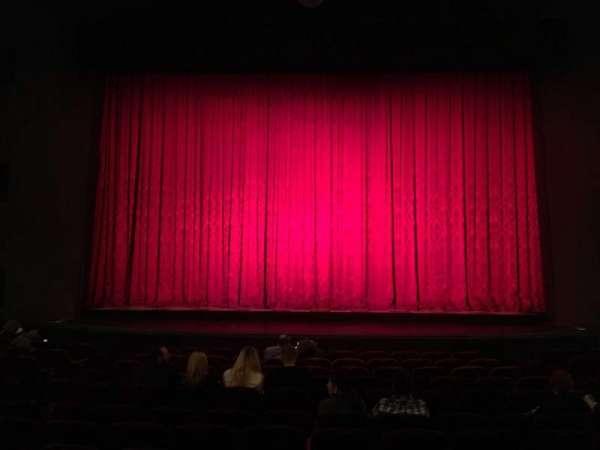 Walnut Street Theatre, secção: Orch C, fila: N, lugar: 107