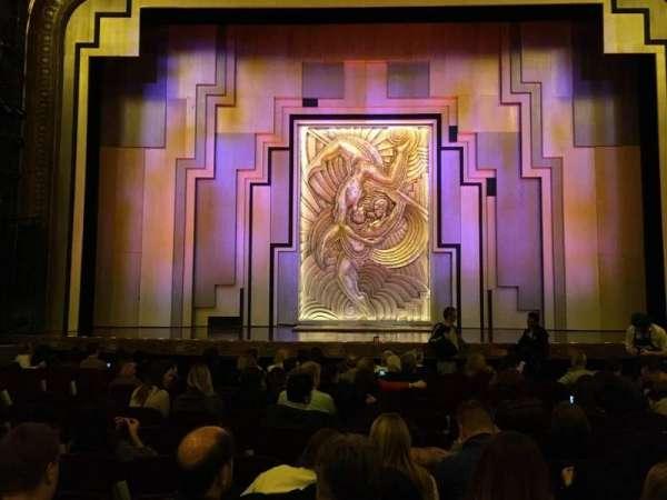 Lyric Theatre, secção: Orch C, fila: L, lugar: 108