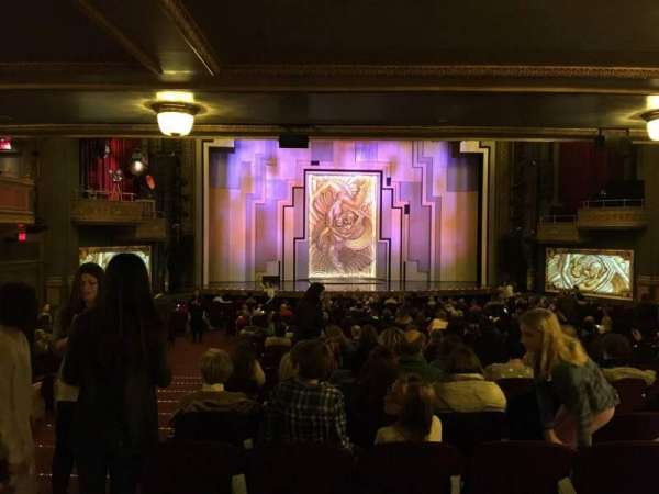 Lyric Theatre, secção: Orch C, fila: Zz, lugar: 101