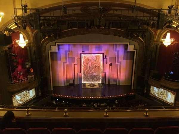 Lyric Theatre, secção: Balcony C, fila: D, lugar: 104