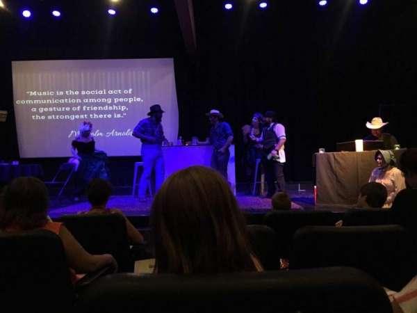 Chief Theater, secção: GA