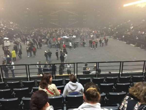 AccorHotels Arena, secção: A, fila: 16, lugar: 32